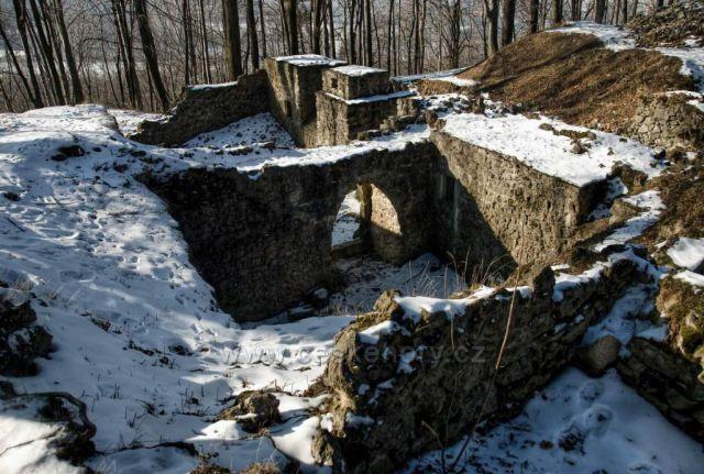 hrad Šostýn