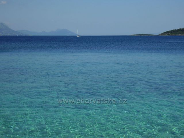 Na ostrově Badija