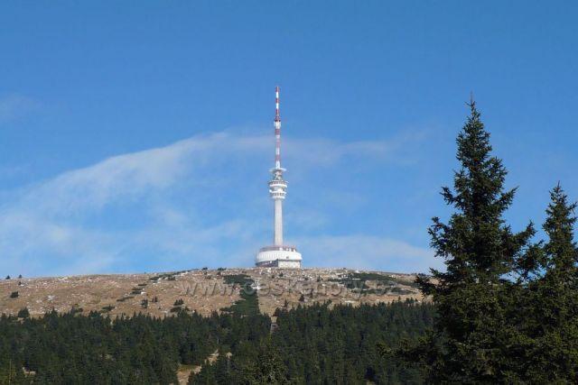 Praděd - vysílač