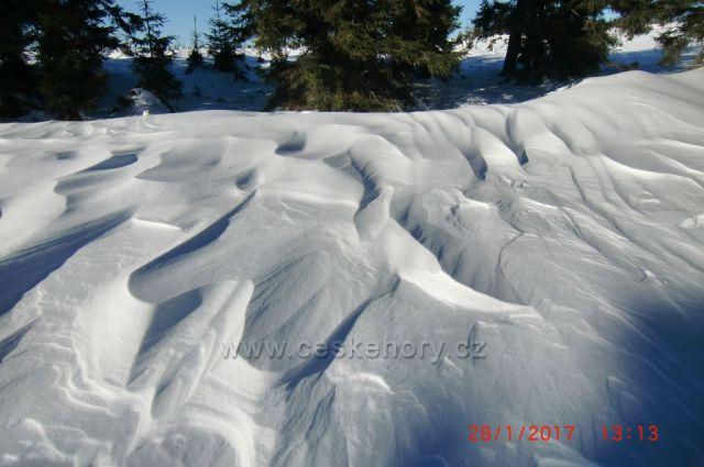 sněhové vlny