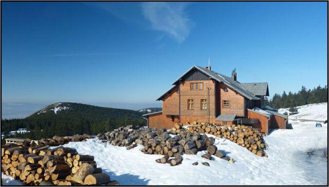 Schronisko pod Snieznikem - Polská turistická chata