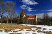 Kostel v Polevsku