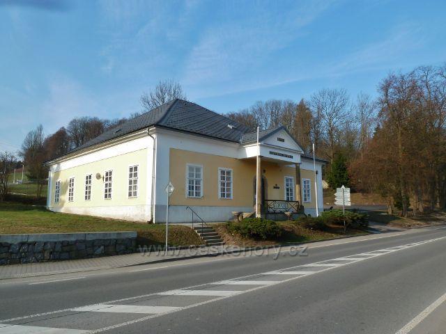Žamberk - budova Městského muzea