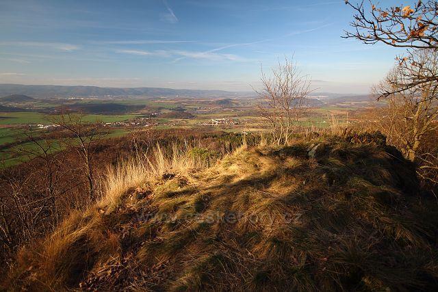 Výhled z Dlouhého vrchu