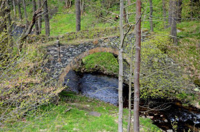 Horní Kamenice-bývalý akvadukt
