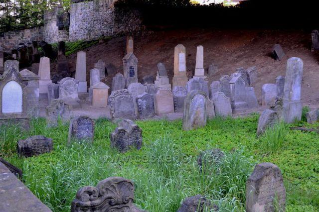Turnov-Židovský hřbitov