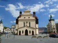 Náchod - kostel svatého Vavřince