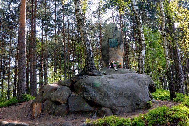 Památník odboje a obětem 2. světové války