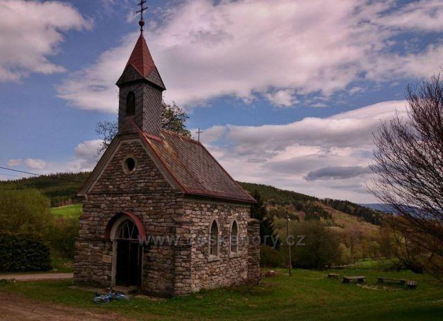 Horní Bohdíkov - Malá kaple (na kopci)