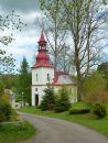 Kunvald - kaple Narození Panny Marie