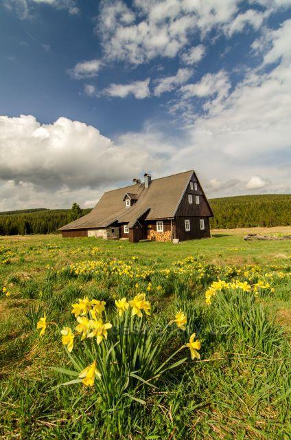 Hnojový dům - Jizerka