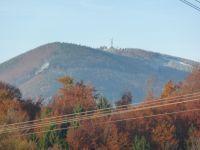 Pohled na Javorový vrch