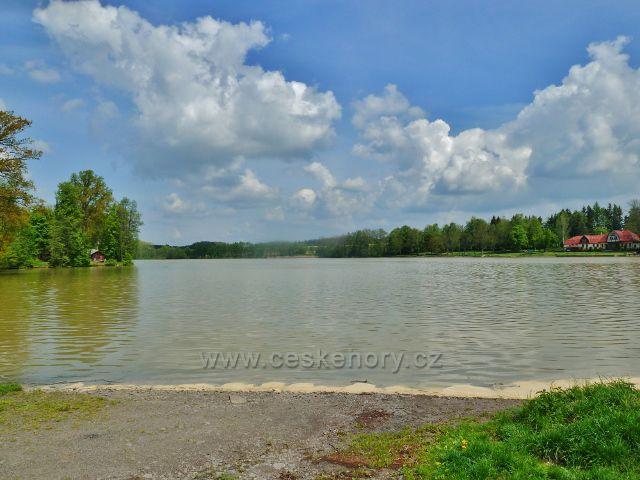 Lanškrounské rybníky - Dlouhý rybník