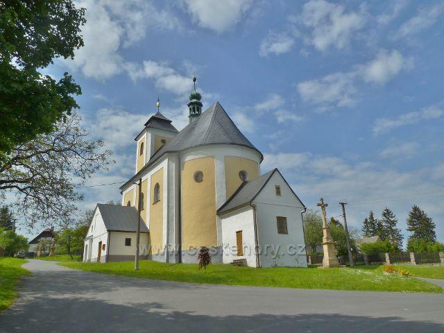 Ruda - kostel Panny Marie Sněžné