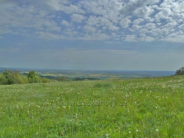 Ruda - část kruhového výhledu z Křížového vrchu