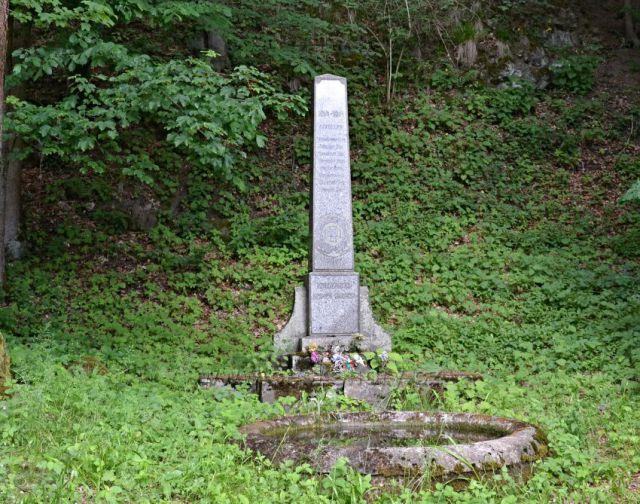Pomník padlým v I.světové válce
