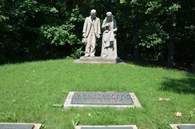 Památník tragédie na dole Nelson III