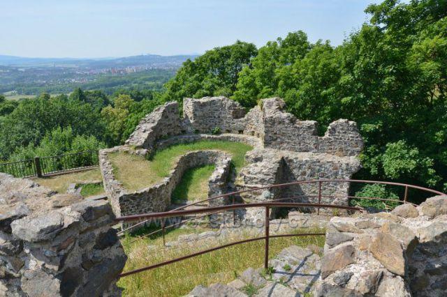Rossenberk-hrad Krupka