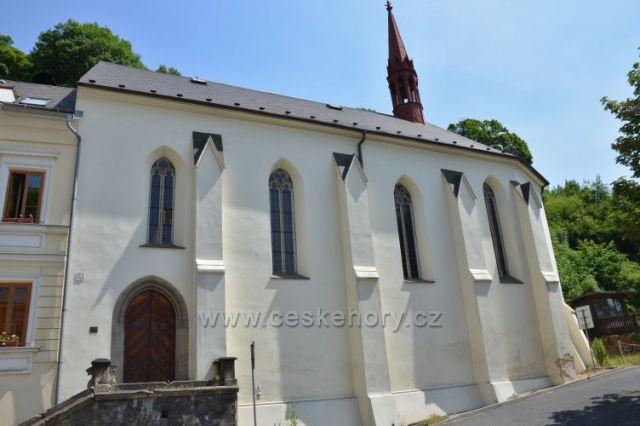 Špitální kostel sv.Ducha