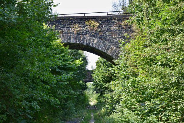 Krupka-bývalý akvadukt