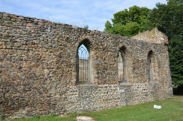 Zřícenina kostela sv. Prokopa