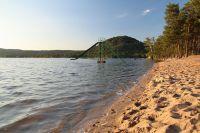 Pláž na Klůčku