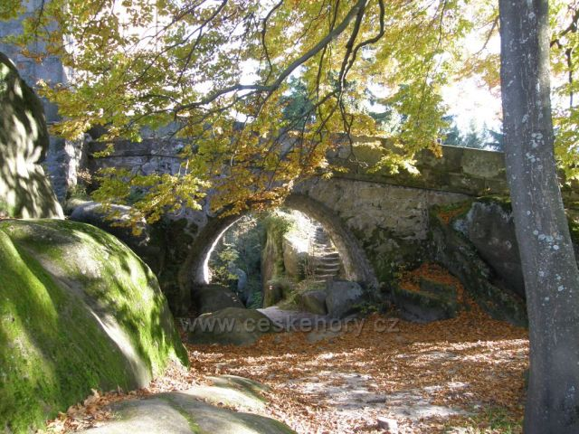 brána do podzimu-Hvězda