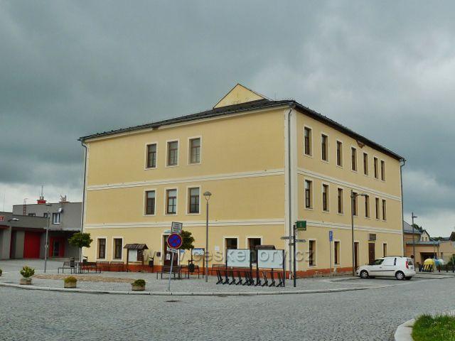 Zlaté Hory - Městské informační centrum