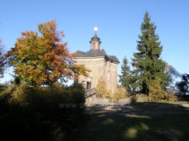 kaple na Hvězdě