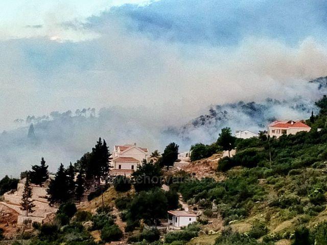 Hořící Podgora