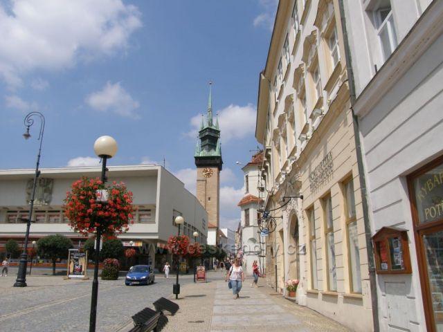 Radniční věž-Znojmo
