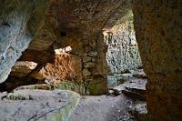 Zřícenina hradu Hřídelík