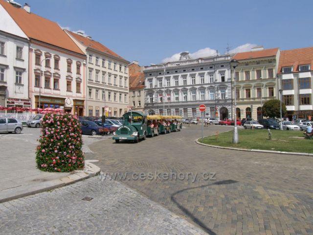 Horní náměstí-Znojmo