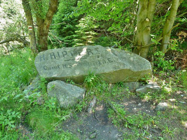 Lázně Jeseník - Ripperův kámen