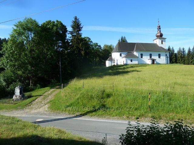 Nové Losiny - kostel sv. Isidora