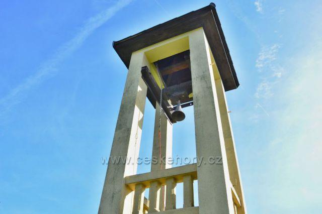 Zvonička v Polesí