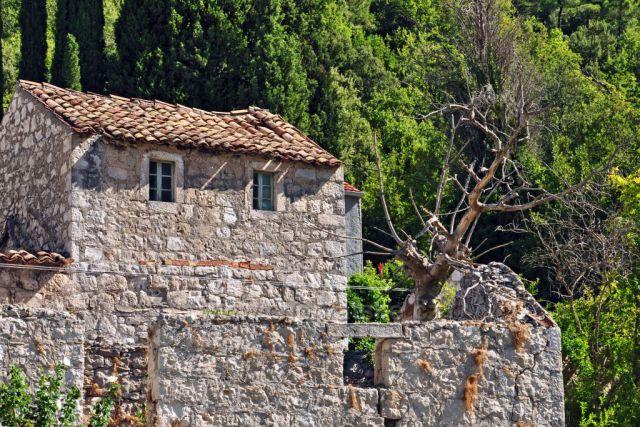 Kamenný dům u Luky