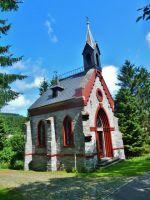 Ramzová - kaple sv. Rocha