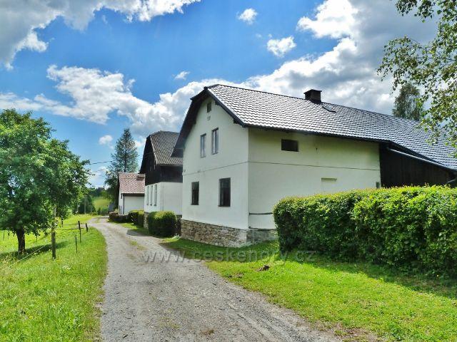 Staré Město p.Sněžníkem - osada Štěpánov