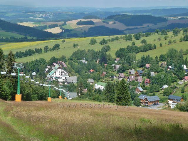 Čenkovice - sjezdovka Buková hora