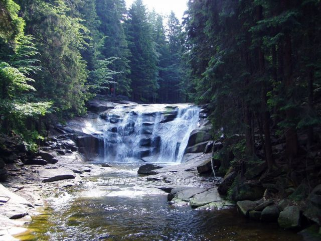 Mumlavský vodopád-Harrachov