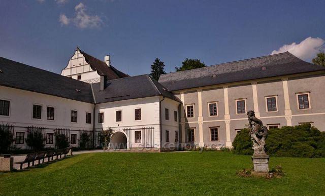 Velké Losiny-zámek