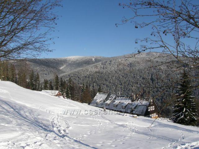 chata Bumbálka,Pŕední Labská-Š.M.