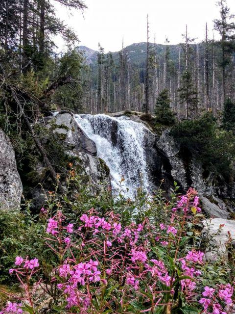 Vodopády Studeného potoka.