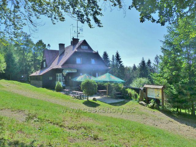 Bukovec - horská chata Gírová