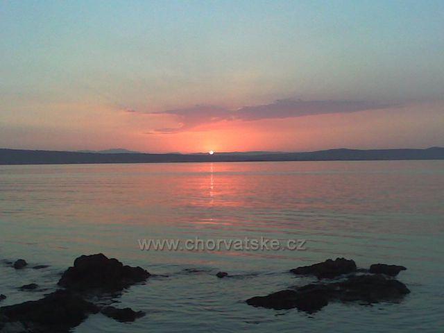 Sluníčko versus moře