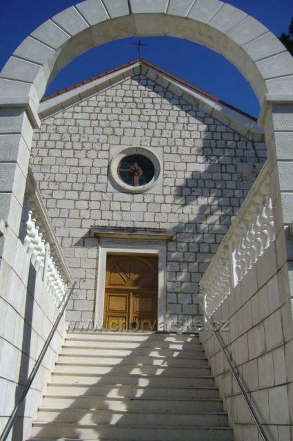 Gradac,Architektura