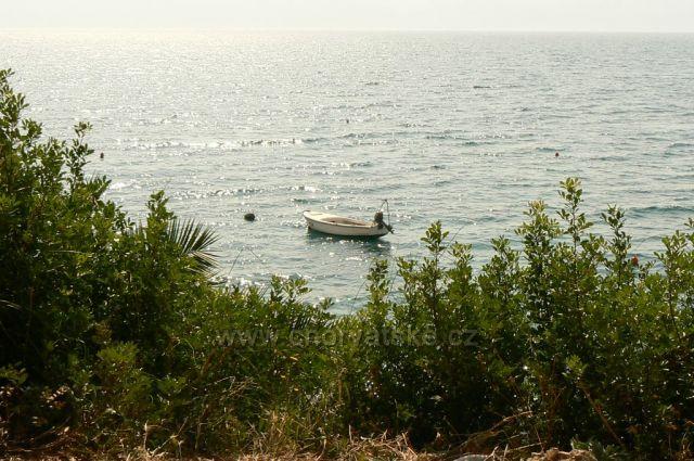 Brist,moře