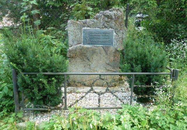 Památník Jana Rogovského