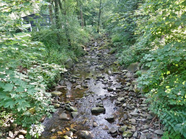 Potok Mazák